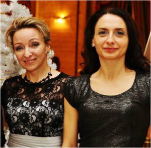 Марина Станева и Радка Чернева